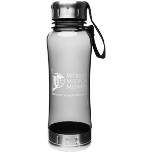 World Medical Mission Water Bottle