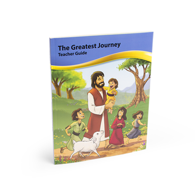 The Greatest Journey—Leader Guide
